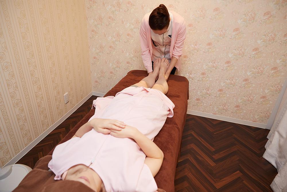 骨盤の歪みを体感・テスト