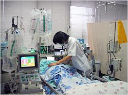 ICU/救命病棟看護師時代