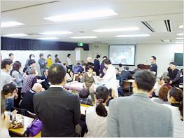 静岡での美容鍼灸講演