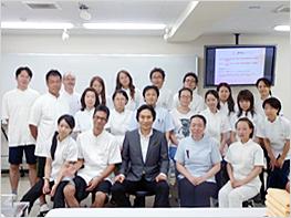 鍼灸専門学校での特別講義